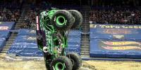 Monster Jam 2019 Competition Held In Orlando