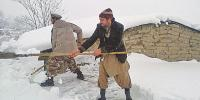 Snowfall In Upper Areas Of Pakistan