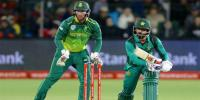 2nd Odi Pakistan Batting Aginst South Africa Updae