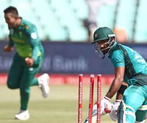 پاکستان کو دوسرے ون ڈے میں شکست