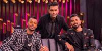 Karan Johar On Hardik Pandyas Koffee With Karan Controversy