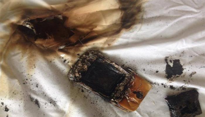 خبردار!موبائل فون کی بیٹری نقصان بھی پہنچا سکتی ہے