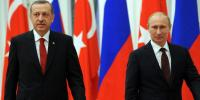 Turk President Reached Moscow