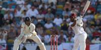 West Indies Reaches 264 On First Day Stump