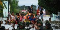 Indonesia Flood Landslide Death Toll Rises To 26