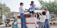 Sindh Transport Ministers Reaction On Van Strike Today In Karachi