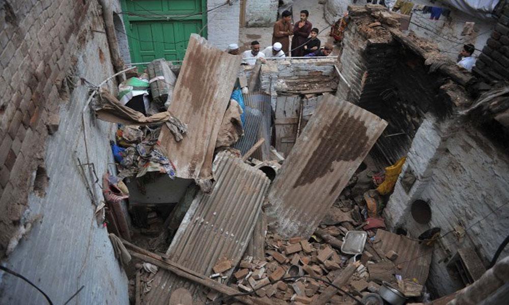 حافظ میں گیس لیکیج سے دھماکا، بچہ جاں بحق