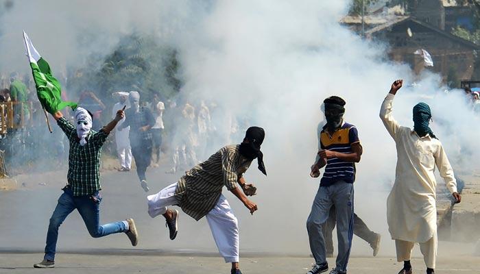 کشمیر کے خلاف بین الاقوامی سازش