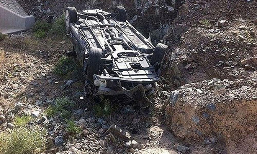 آزاد کشمیر: وین کھائی میں گر گئی، 5 افراد جاں بحق
