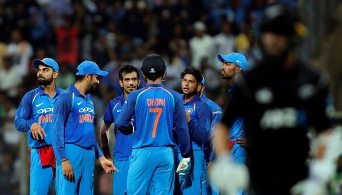 بھارت نے نیوزی لینڈ کو دوسرے ون ڈے میں بھی ہرادیا