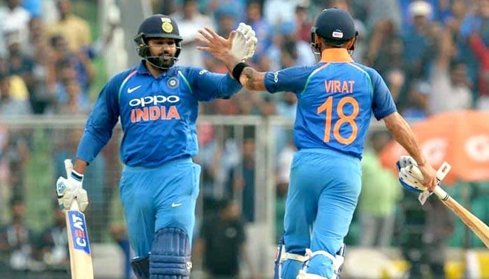 بھارت کو نیوزی لینڈ کیخلاف تین۔صفر کی فیصلہ کن برتری