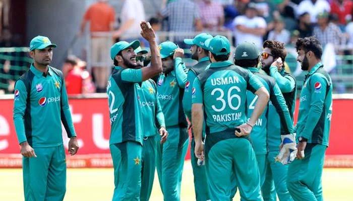 پاکستان بمقابلہ جنوبی افریقا : فیصلہ کن ون ڈے بدھ کو ہو گا