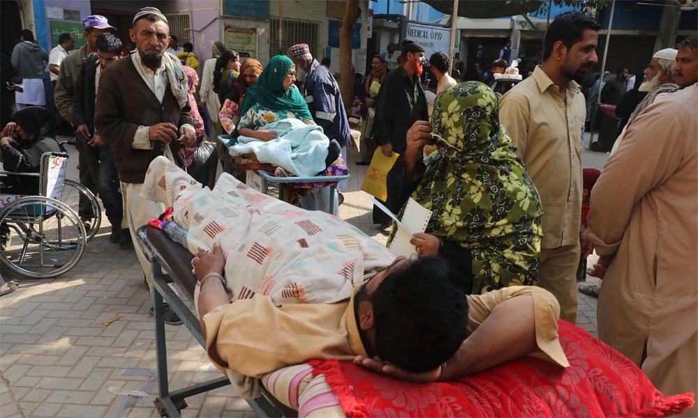 سندھ: ڈاکٹروں کی ہڑتال کا دوسرا دن،مریض کہاں جائیں؟