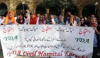 Sindh Govt Approves Demands Of Doctors