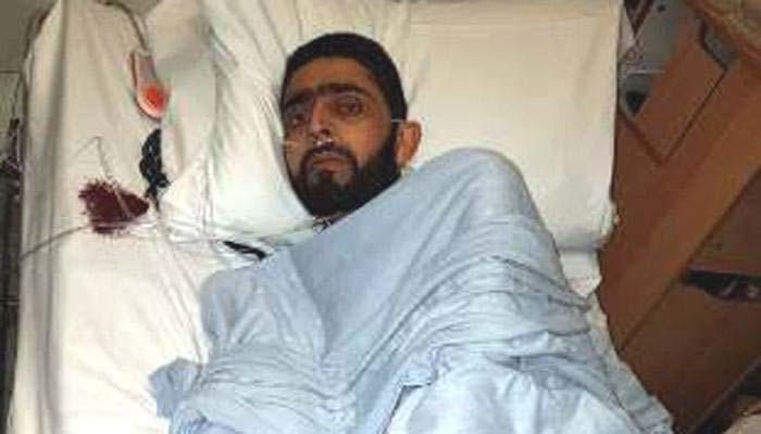 برمنگھم میں زیرعلاج پاکستانی کی اہل خانہ سے ملاقات