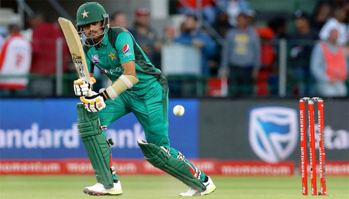 پانچواں میچ:پاکستان کا جنوبی افریقا کو 241 رنز کا ہدف