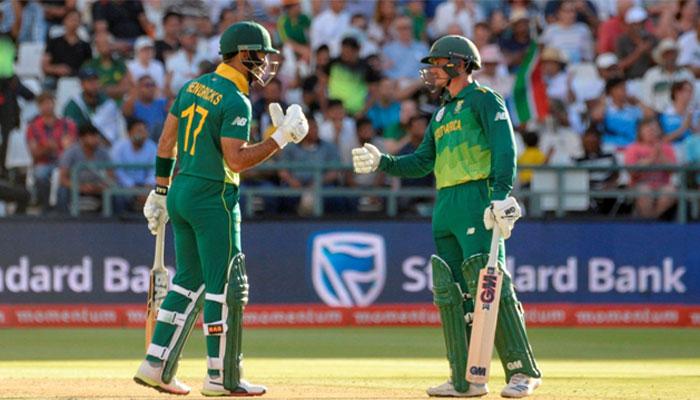 پاکستان کو 7 وکٹ سے شکست، میچ اور سیریز جنوبی افریقا کے نام