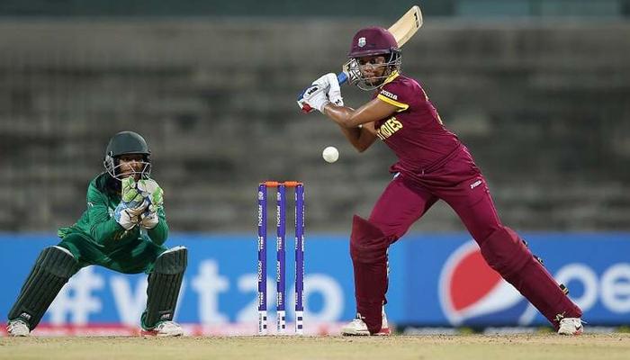 ویسٹ انڈیز ویمن ٹیم نے پاکستان کو پہلے ٹی 20 میں شکست دیدی