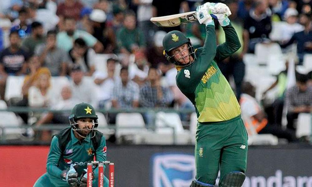 پاکستان اور جنوبی افریقا کا پہلا ٹی 20 آج کھیلا جائے گا