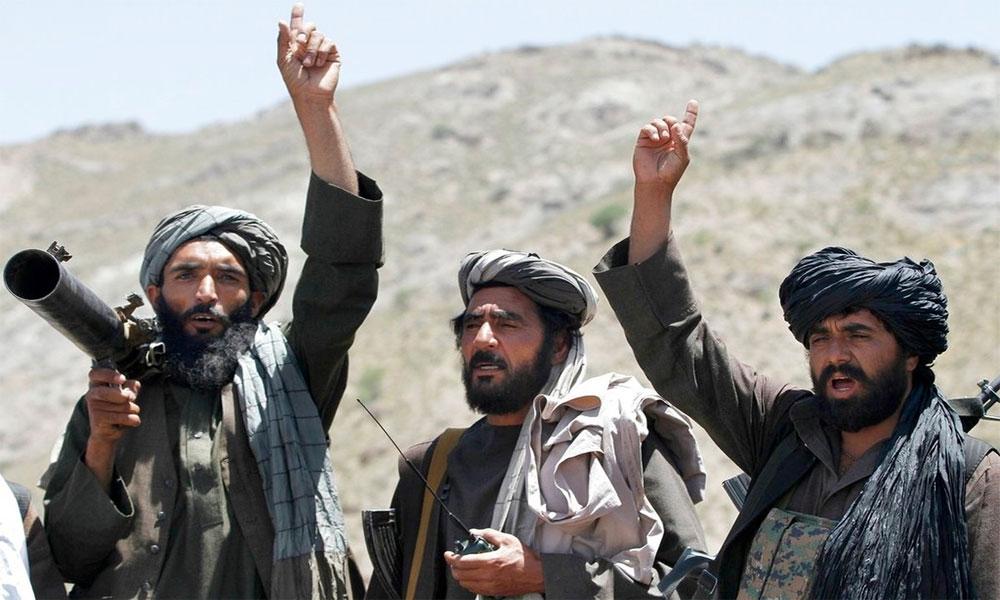 امریکی افواج کے انخلاء کے بعد داعش خطرہ نہیں: طالبان