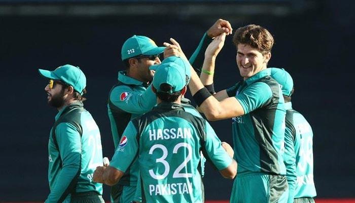 پہلا ٹی20: پاکستان کی ٹاس جیت کر فیلڈنگ