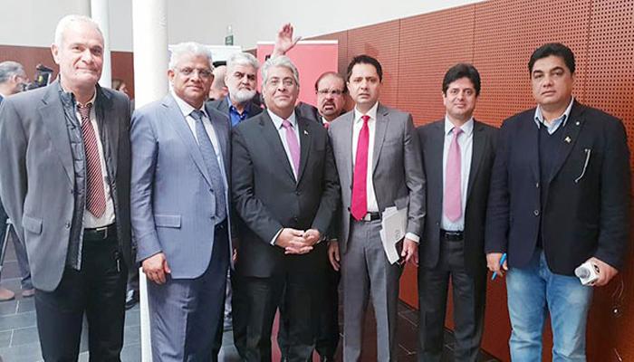 پاکستانی سفارتخانے اور ہسپانوی اداروں کے زیراہتمام سرمایہ کاری کانفرنس