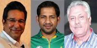 Wasim Akram Zaheer Abbas Supported Sarfaraz Ahmed As Captain