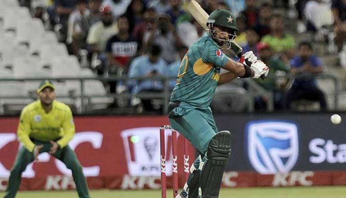 پہلا ٹی 20: جنوبی افریقا نے پاکستان کو شکست دے دی