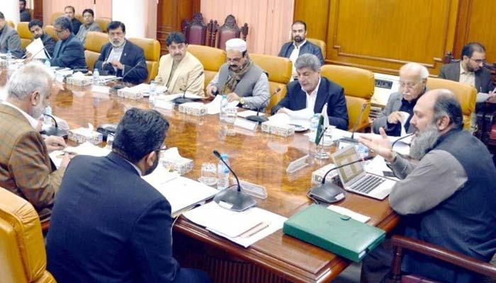 بلوچستان میں خشک سالی پر ہنگامی حالت نافذ کرنے کا فیصلہ