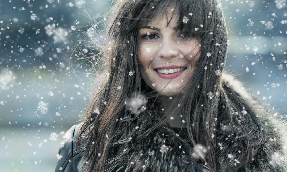سردیوں میں بالوں کی حفاظت کا انداز بدلیں