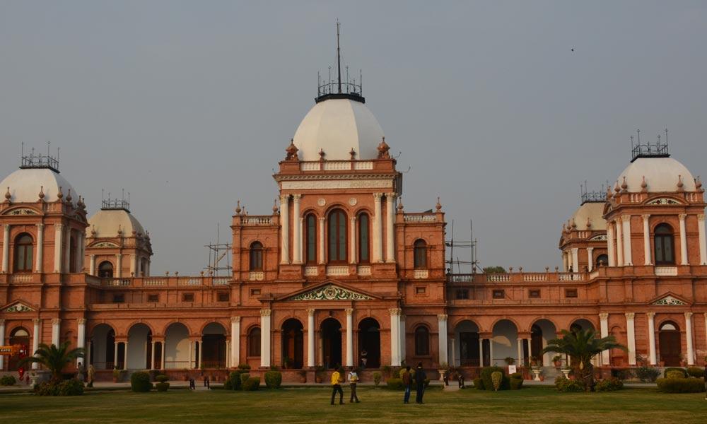 ''نور محل'' جسے پاکستان کا تاج محل بھی کہا جاتا ہے
