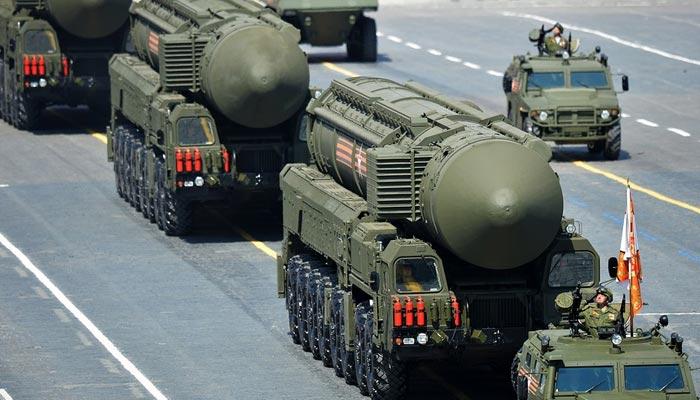 روس نے بھی جوہری میزائل معاہدہ معطل کردیا