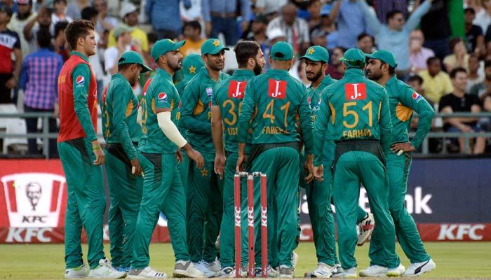 پاکستان اور جنوبی افریقا کے درمیان دوسرا ٹی 20 آج ہوگا