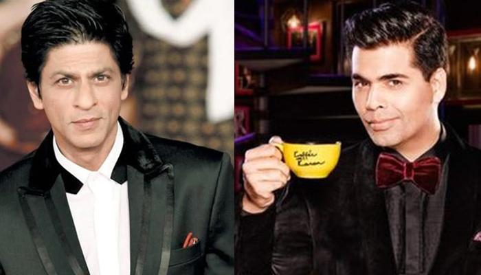 شاہ رخ کی 'کافی ود کرن' میں شرکت نہ کرنے کی وجہ کیا؟