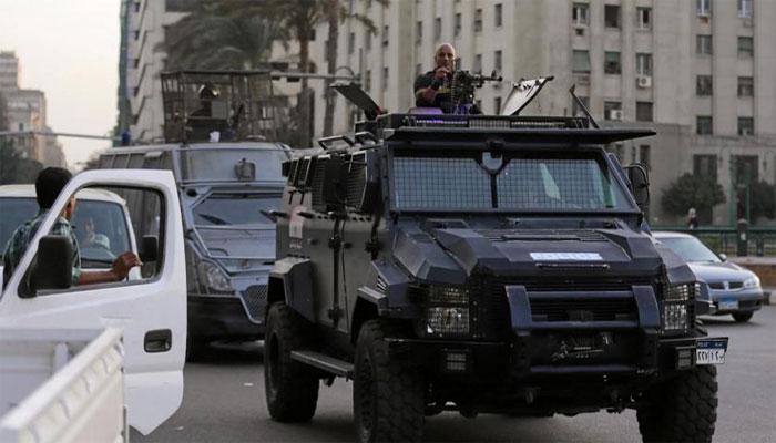مصر: 8 دہشت گردوں کو سزائے موت دینےکی سفارش
