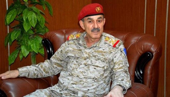 حوثی باغیوں کے حملےمیں زخمی یمنی جوائنٹ چیفس جاں بحق