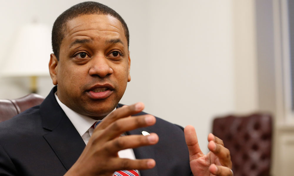 ورجینیا کے گورنر نے جنسی حملے کا الزام مسترد کر دیا