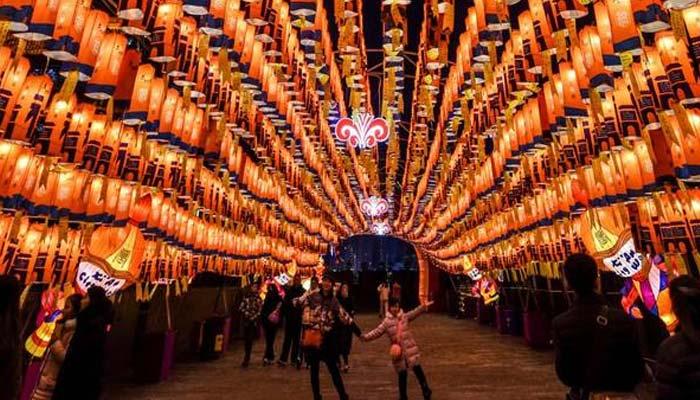 نئے چینی سال کے آغاز پر دنیا بھر میں جشن