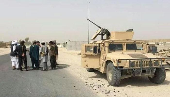 افغان فوجی چیک پوسٹ پر طالبان کا حملہ، 28 اہلکار ہلاک