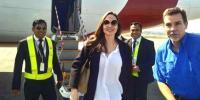 Angelina Jolie Visits Rohingya Camp In Bangladesh