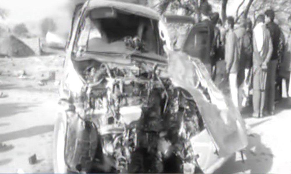 کرک حادثے میں جاں بحق افراد کی تعداد 13 ہو گئی