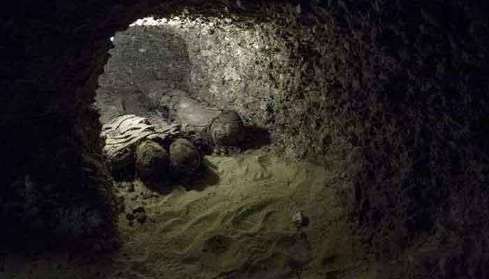 مصر ،2 ہزار سال پرانی حنوط شدہ لاشیں دریافت