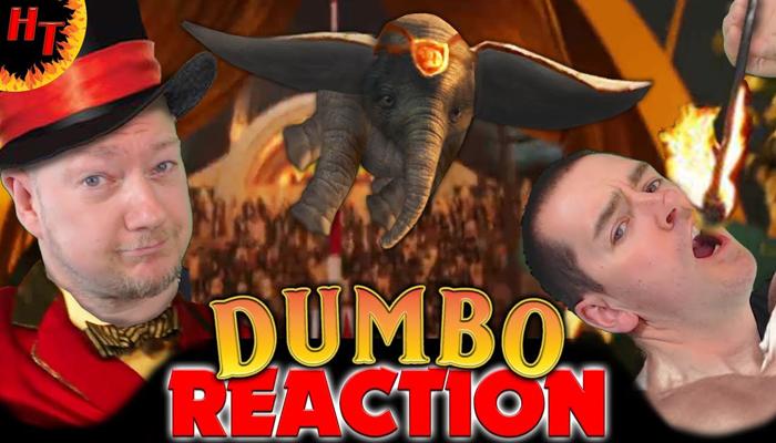 ہالی ووڈ اینیمیٹڈ فلم''ڈمبو''کا نیا ٹریلر جاری