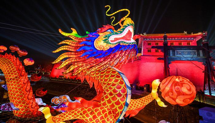 چین میں سالانہ لا لٹین فیسٹیو ل کا آغاز