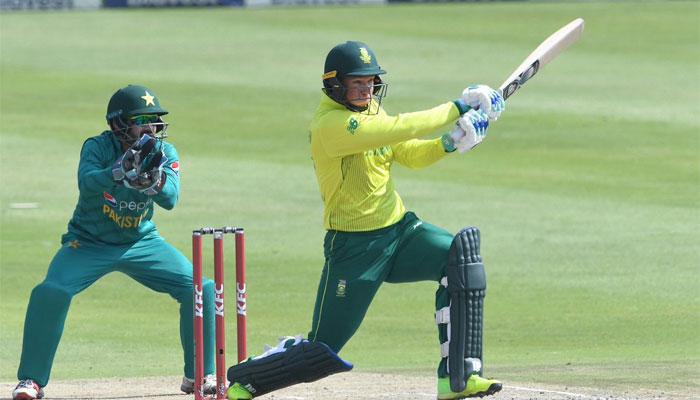 تیسرا T20،پاکستان نے جنوبی افریقا کو 27 رنز سے ہرادیا
