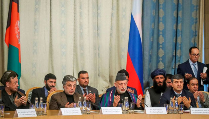 ماسکو میں دو روزہ افغان کانفرنس ختم