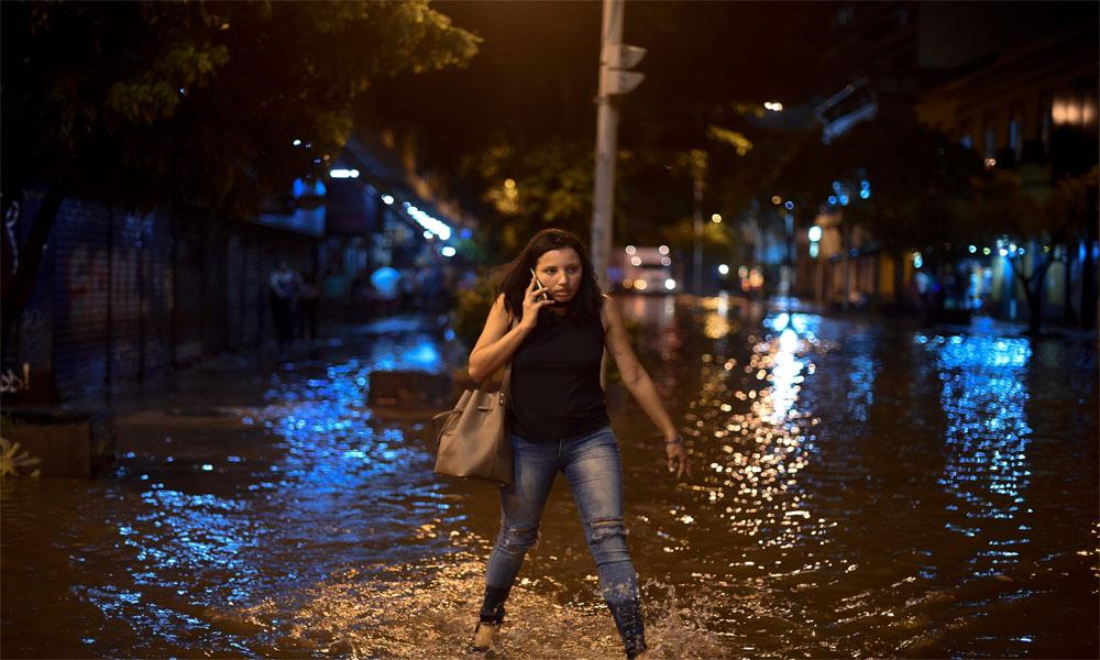 برازیل، طوفانی ہوائیں اور بارش سے 2 افراد ہلاک