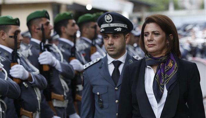 عرب دنیا کی پہلی خاتون وزیر داخلہ ' ریاالحسن '