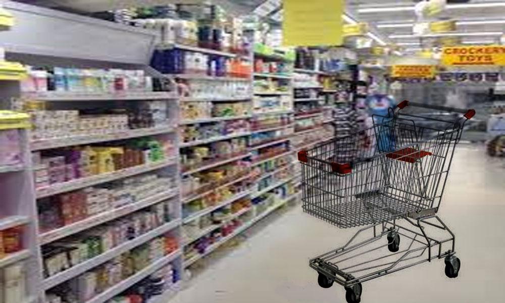 کراچی کے سپر اسٹور پر زائد المیعاد اشیاء کی فروخت
