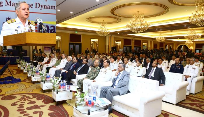 مشترکہ مشقیں عالمی امن کیلئے پاکستان کے عزم کی مظہر ہیں